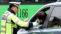 택배 절도?…경찰 검정용 음주측정기 6대 사라져