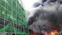 시흥 플라스틱 공장 불길, 중국인 1명 사망