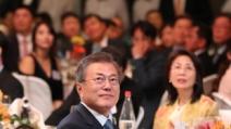 """문 대통령 """"北 비핵화 속임수 아니다"""""""