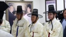 """이철우 경북지사, 보수단체 회원에 """"지X"""" 맞욕설"""