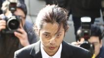 '성관계 몰카' 정준영 구속 여부 오늘 결정…영장심사