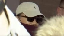 """마스크에 선글라스 낀 김학의 """"범인처럼 보이나?"""""""