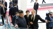 김정은, 나쁘지 않은 북러회담……대미 한방은 없었다