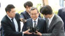 김학의 구속 후 첫 소환…윤중천 관계부터 다시 조사