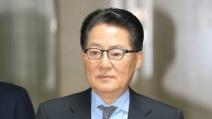 """박지원""""유시민 '대북송금특검' 발언 부적절"""""""