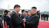 北, 이번엔 中과 '군사협력' 과시…軍수뇌부 베이징서 회...