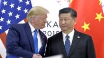 """美정보당국 """"中·이란, 트럼프 재선 실패 원해"""""""