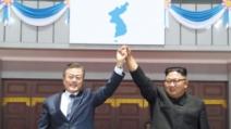 """평양선언 2년 침묵한 北…""""南 평화타령은 구밀복검"""" 비난"""