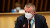 """WHO """"유럽국가 절반서 코로나 환자 50% 증가…격리 실패가..."""