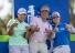 맏언니 지은희, LPGA 개막전 정상