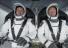 美 첫 민간우주인 2명 해상 귀환