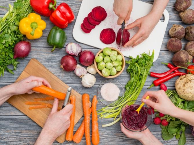 채소 덜 먹는 한국인, 건강 문제도 빨간 불 이미지1