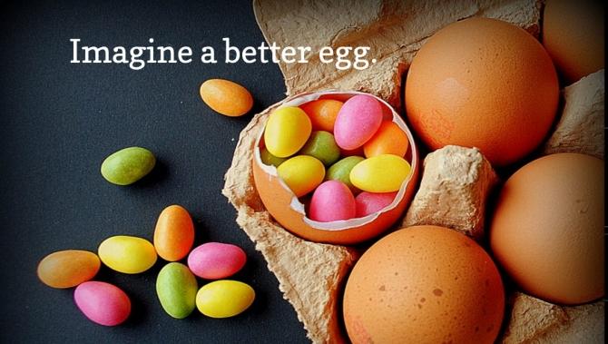 계란은 미지의 탐구 영역…발효기술로 가짜 계란 개발 사진1
