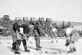 Pyeongchang: Canadian War Veterans To Join Commemorative Hockey Game In Korea