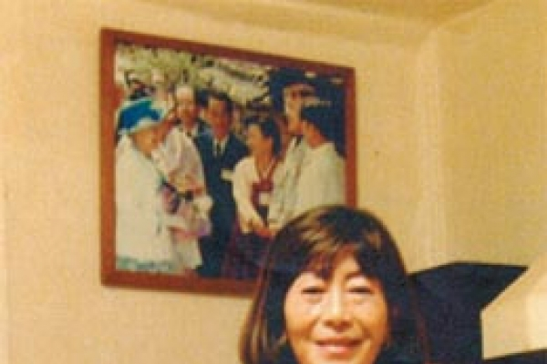 Reward offered for missing Japanese woman