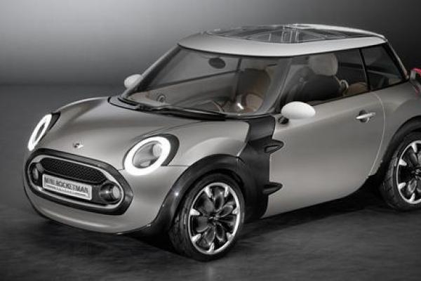 BMW to debut smaller Mini at Geneva motor show