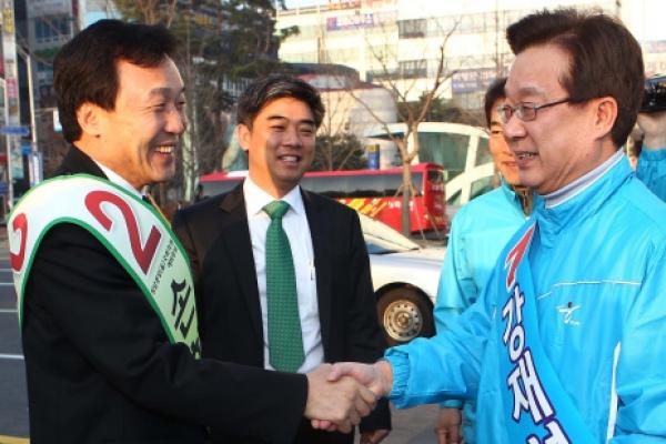 Heavyweights brace for Bundang showdown