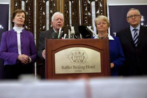 Regional powers escalate N.K. nuke discussions