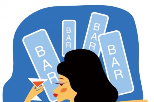 Hostess bars grow despite recession