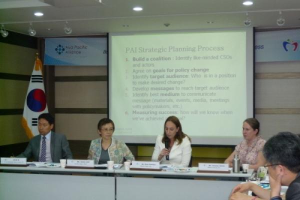 Workshop calls for more fertility aid