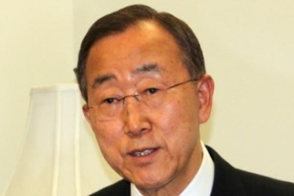 U.N. to reelect Ban Ki-moon as chief this week
