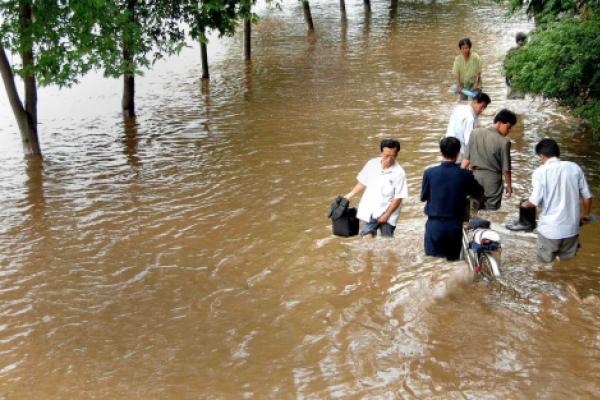 Heavy rain feared to deepen N. Korea food shortages