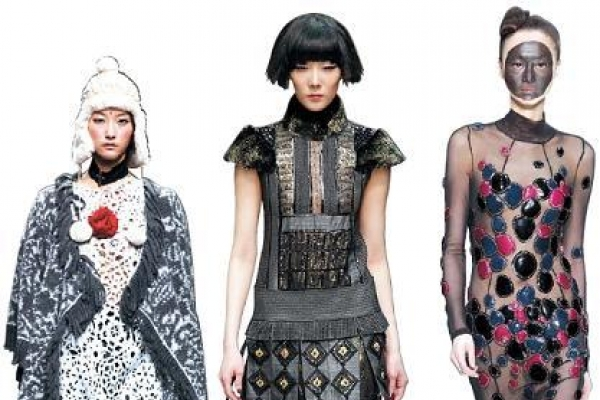 Designers show mixed bag of goodies