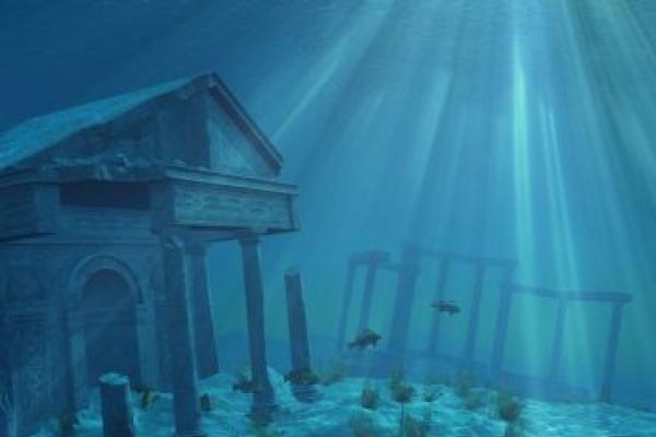 Sunken city near U.K. to be unveiled