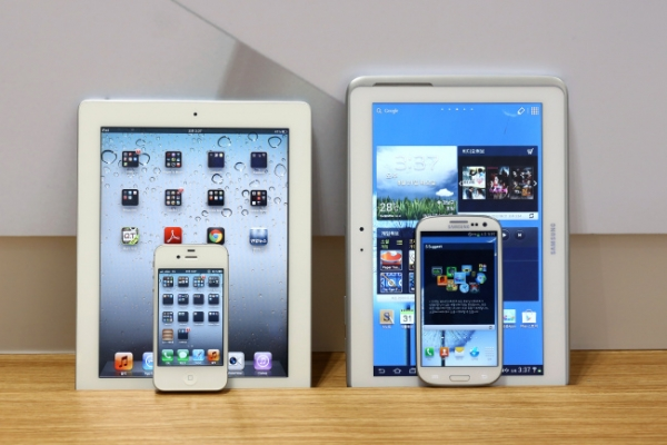 'Samsung did not copy Apple's designs'
