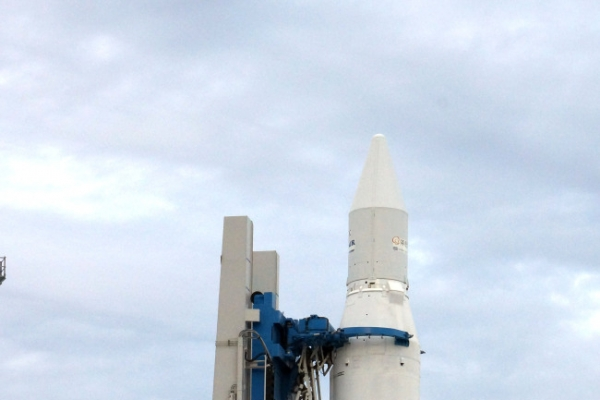 Naro rocket ready for launch on Friday