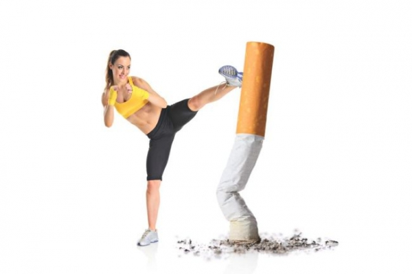 Women may add 10 years by quitting smoking