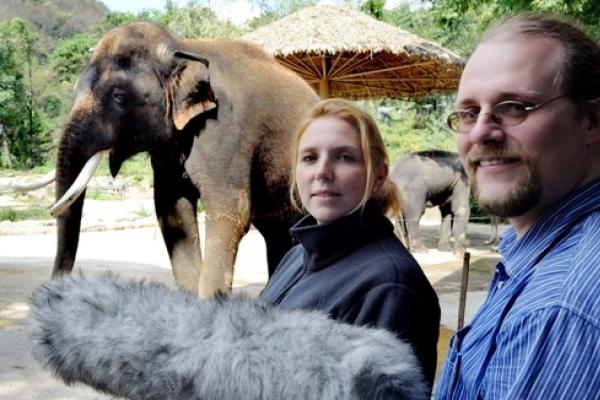 Yongin zoo elephant mimics Korean: study