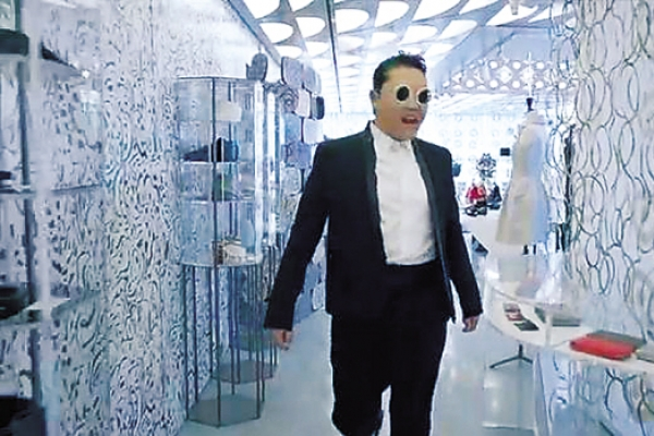 10 Corso Como in limelight after appearance in Psy music video
