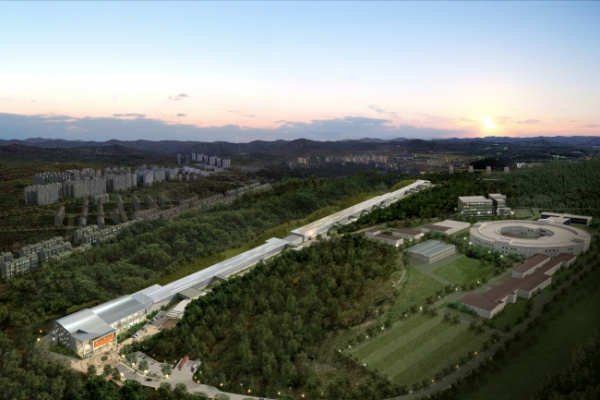 Korea starts work on next-gen light source