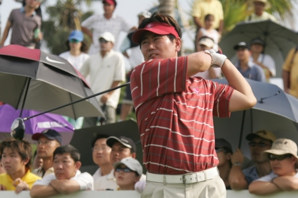 Yang to lead Asia against Europe at Royal Trophy