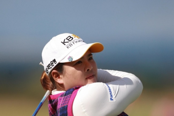 Park In-bee comes up short in bid to win fourth consecutive major