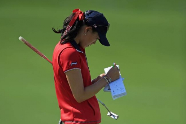 Michelle Wie in the spotlight again as a Solheim pick