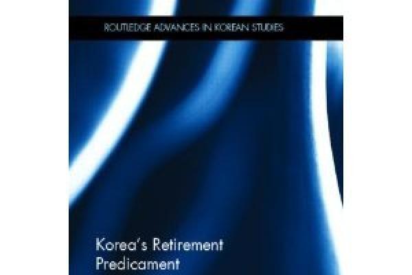 Book explores retirement trends in Korea
