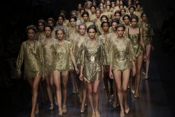 Milan designers engage in season-bending