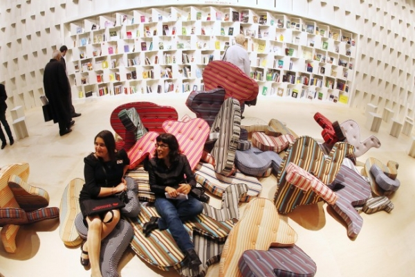 Internet giants targeted ahead of world's biggest book fair