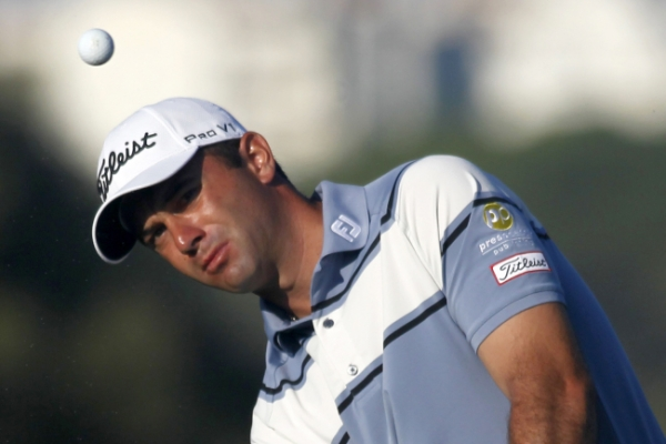 Seven-way tie for lead in Portugal Masters