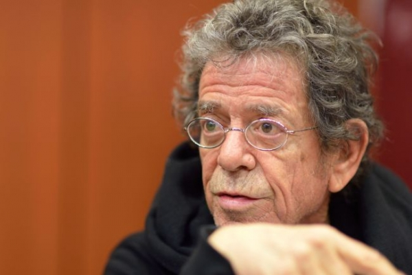 Lou Reed, iconic punk-poet, dead at 71