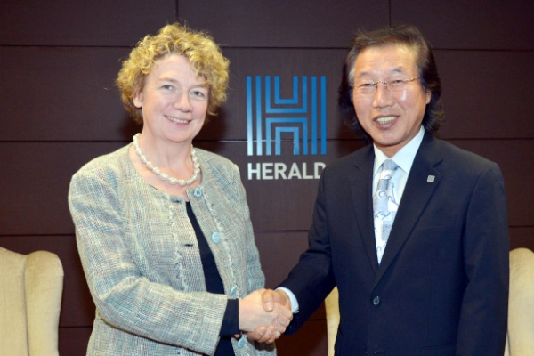 [Photo News] Irish Ambassador's visit