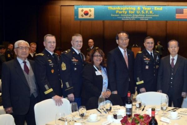 [Photo News] Korean-American friendship
