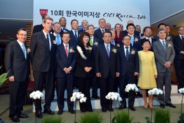 Galaxy smartphone wins top honor at Korea Image Awards