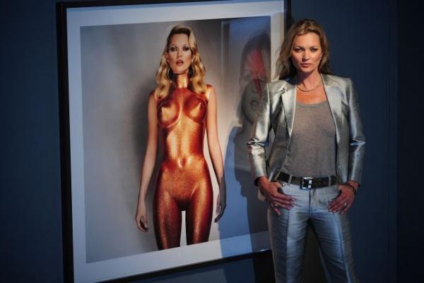 Still got it: Kate Moss turns 40