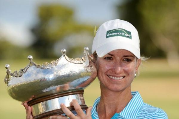 Karrie Webb wins Australian Open