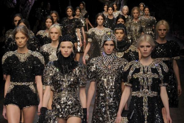 Sicilian fairy tale, nomadic spirit infuse Milan Fashion Week