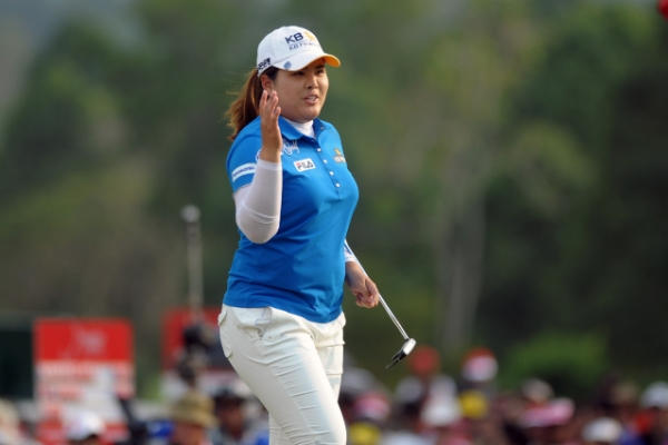 Park admits world No. 1 up for grabs