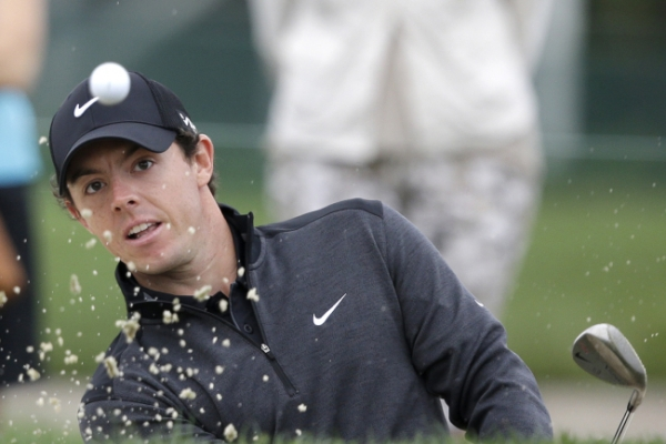 McIlroy ups lead going into last round